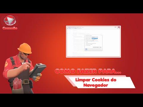 Como Fazer Para...Limpar Cookies do Navegador?