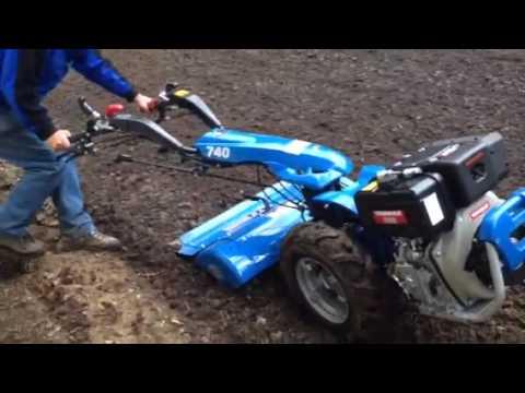 Bcs 738 honda gx340 impex ltda puesta en marcha doovi for Motocoltivatore bcs 720