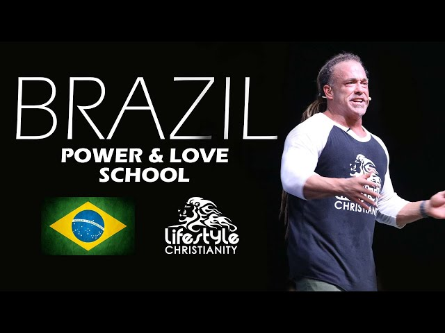 Brazil Power & Love School - Tom Ruotolo (Session 9)