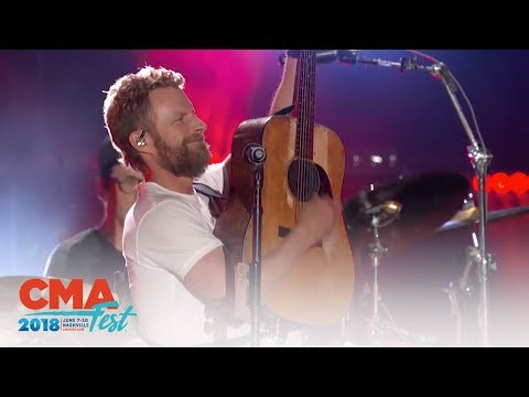 CMA Fest Backstage Pass: Dierks Bentley  CMA