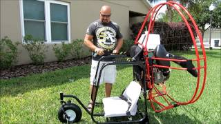 The FLY-POD ..Best selling PPG Trike.. Proudly MADE IN THE USA