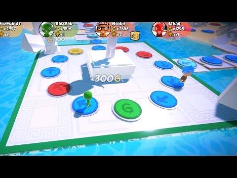 BOARD GAME MODE! - Party Panic