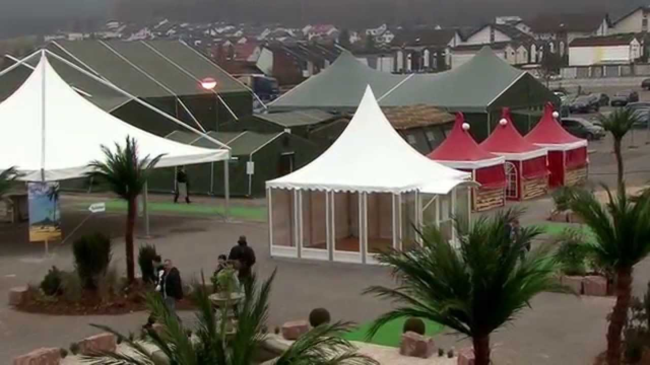 & HTS 2011 Tent Expo - YouTube