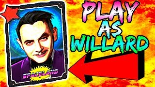 PLAY AS WILLARD WYLER EASTER EGG GUIDE | FULL EASTER EGG TUTORIAL | IW ZOMBIES