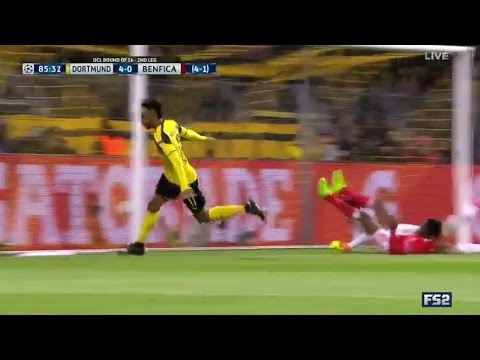 Download Dortmund vs Benfica 4-0 - All Goals & Extended Highlights - Champions League 08/03/2017
