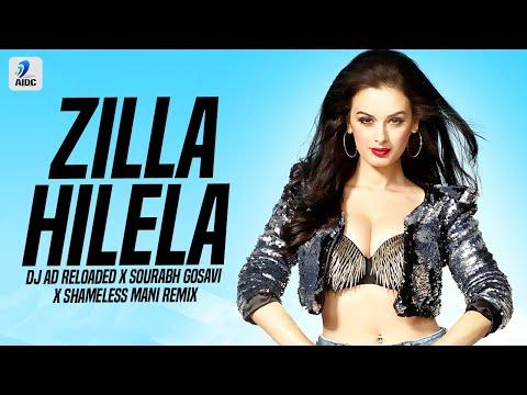 zilla-hilela-(remix)-|-shameless-mani-x-saurabh-gosavi-x-dj-ad-reloaded-|-elli-avrram-|-sidharth-m.