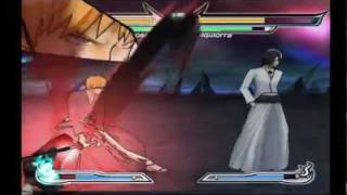 Bleach Shattered Blade Gameplay