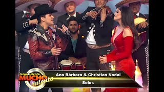 Ana Bárbara & Christian Nodal -
