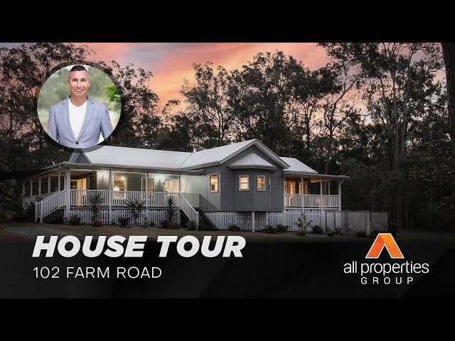 102 Farm Road, Greenbank   House Tour   Chris Gilmour