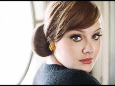 Adele - That's it, I quit, I'm movin' on  (w/ lyrics)
