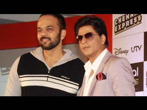 SRK has confirmed one film with me: Rohit Shetty