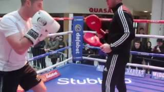 STRAWBERRY POWER STILL IN THE TANK! - TOMMY COYLE HAMMERS OUT THE BATS w/ JAMIE MOORE