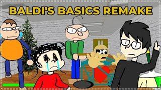 TATLI ÇİZGİ ÖĞRETMEN! - BALDI'S BASICS REMAKE EDITION