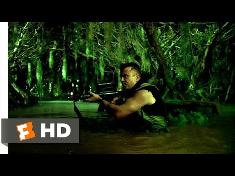 Man-Thing (9/11) Movie CLIP - Murder in the Swamp (2005) HD