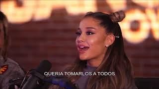 ariana grande habla sobre su próximo tour [entrevista] (sub español)