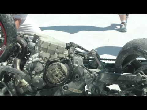 Bonneville Crash Interview with Jason McVicar