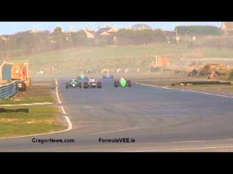 Irish Formula Vee Round 1 26-3-11, Kirkistown