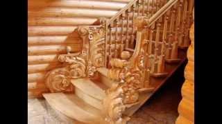 видео Деревянные балясины для лестниц своими руками, фото