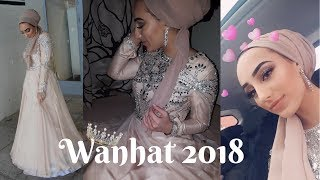 GET READY WITH ME: PROM + vlog        WANHAT 2018