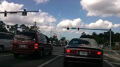 Driving Verna Blvd. and Normandy Blvd. Jacksonville Fl