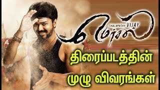 Mersal(Thalapathy 61) Official First Look |Vijay 61 Title Mersal | Movie Information