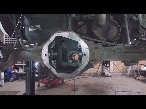 """2008 Ram 1500 9.25"""" Rear Differential Rebuild Assembly Pt2"""