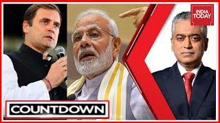 CAG's Rafale Report : Modi Govt Cries Vindication, Rahul Gandhi Rejects | Countdown With Rajdeep