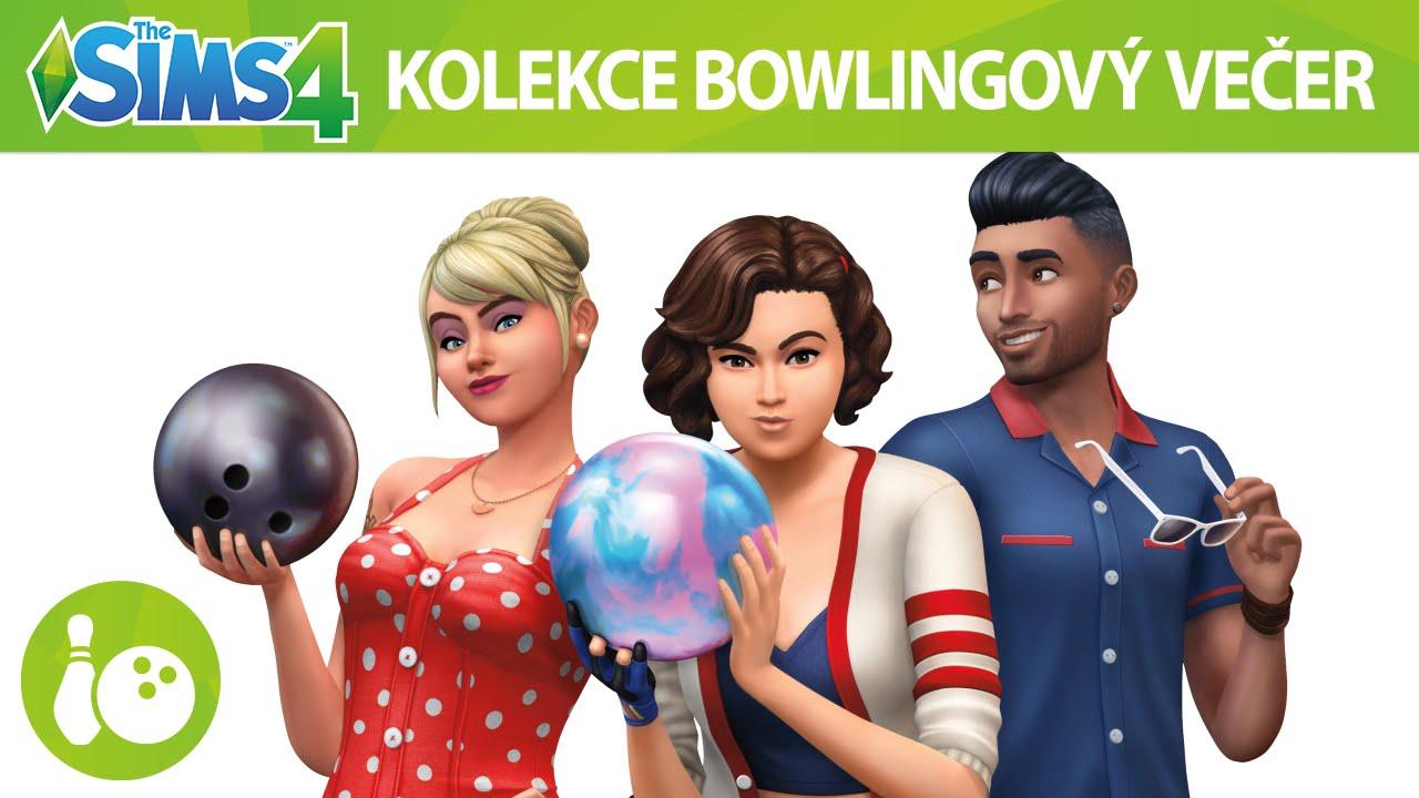 Výsledek obrázku pro the sims 4 bowlingový večer
