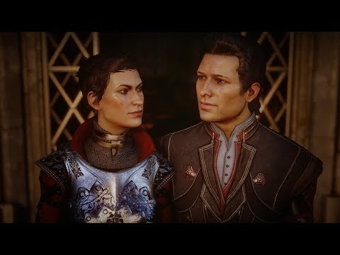 Complete Cassandra Romance | Dragon Age: Inquisiton