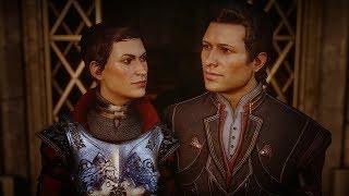 Complete Cassandra Romance | Dragon Age: Inquisiton