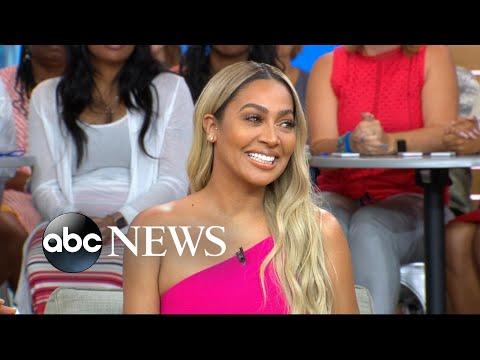 La La Anthony opens up about 'Power' live on 'GMA'