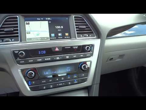 Larry Miller Hyundai Albuquerque >> 2016 Hyundai Sonata Albuquerque, Rio Rancho, Santa Fe, Clovis, Los Lunas, NM 16221 - YouTube