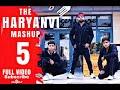 The Haryanvi Mashup 5 - Lokesh Gurjar | Gurmeet Bhadana | Gfamily | Dance video by  Gfamily