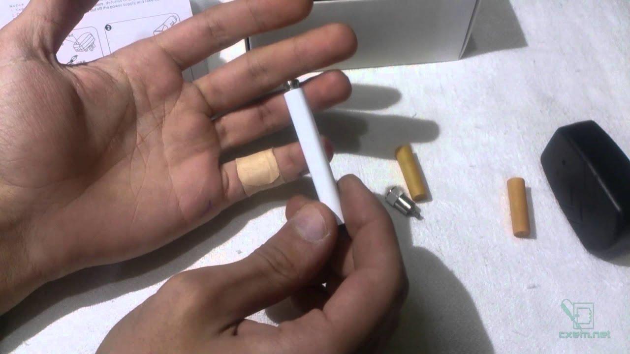 Устройство и принцип работы электронной сигареты