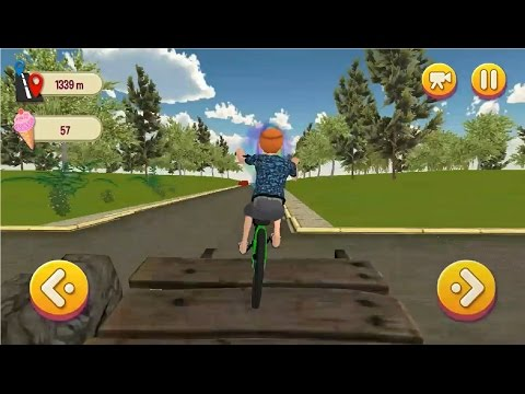 ► BMX Bicycle Stunts Racing Game | Android Gameplay