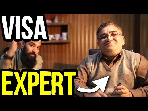 How To Get Visa For Any Country From PAKISTAN | Tried & Tested | Azad Chaiwala Show