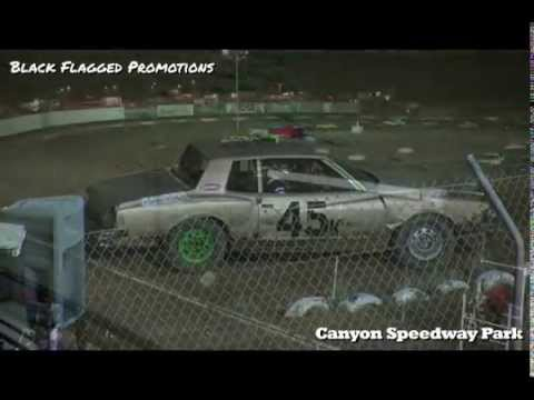 Canyon Speedway Park- Renegade Main May 9th 2015