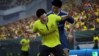 EA SPORTS TV Spezial - FIFA 14 Hands-On