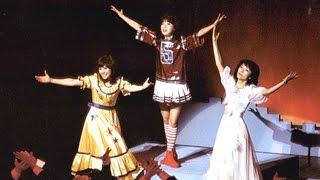 キャンディーズ・サマージャック'77日劇千秋楽から。'76年のオリジナルミュージカル「スタンバイOK」劇中歌です。淡い恋心をいだいていた、匿名手紙の主に裏切られた3人の ...