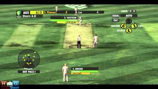 Ashes Cricket™ 2009 : England v/s Australia - Ashes 1st Test Match (Episode #1)