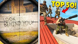 TOP 50 FUNNIEST FAILS & WINS IN WARZONE