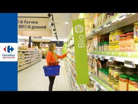 Produit bio et agriculture biologique au coeur de votre hypermarché