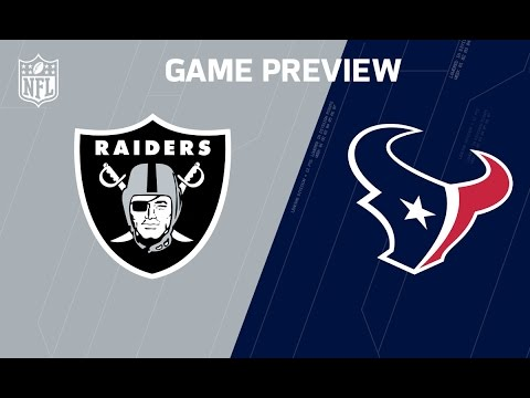 Raiders vs. Texans | Khalil Mack vs. Jadeveon Clowney | NFL Wild Card Weekend Previews