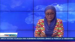 HABARI   -    AZAM TV      4/1/2019