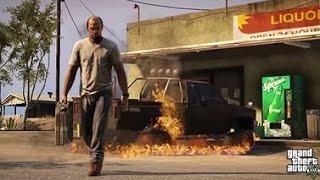 где найти канистру с бензином на 100 литров в GTA 5 на PS3
