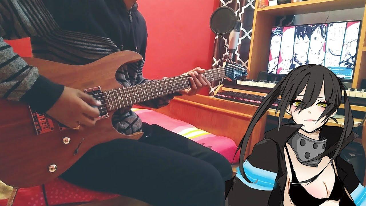 MAYDAY: Fire Force OP 2 Guitar Cover / coldrain『炎炎ノ消防隊 ...