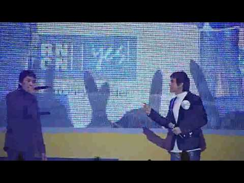 Tình khúc vàng-Dan truong Concert In Ansan Korea(2010.01.24)