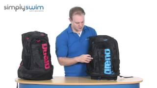 Arena Fastpack 2 - Www.simplyswim.com