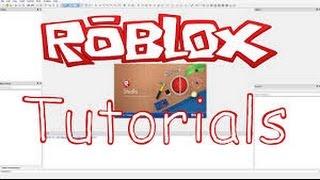 ROBLOX- Wie man eine grundlegende Schweiß+Motor-Windmühle macht!