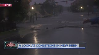 A look at conditions in New Bern